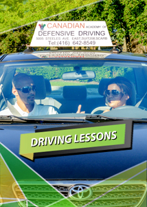 Driving Lesson